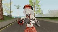 Alisa Amiela - Gods Eater для GTA San Andreas