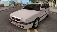Opel Astra F Kombi 2001