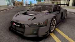 Audi R8 LMS 2016 Paint Job Preset 2 для GTA San Andreas