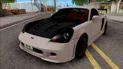 Toyota MR-S C-ONE Initial D Fifth Stage для GTA San Andreas