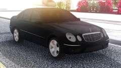 Mercedes-Benz E63 W211 Black для GTA San Andreas