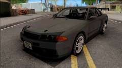 Skyline R32 GT-R Initial D Fifth Stage Hojo