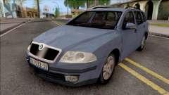 Skoda Octavia Kombi Mk2 для GTA San Andreas
