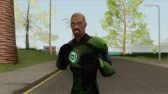 Green Lantern: John Stewart V1 для GTA San Andreas