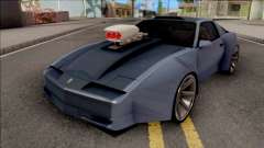 Pontiac Trans AM 1987 Coupe для GTA San Andreas