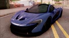 Mclaren P1 Stock для GTA San Andreas