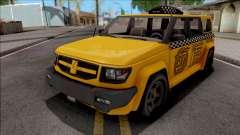 Saints Row IV Steer Taxi