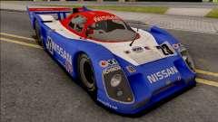 Nissan R91CP 1991 для GTA San Andreas