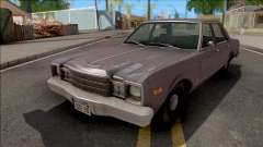 Plymouth Volare 1977 Sedan для GTA San Andreas