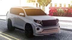 Toyota Land Cruiser Prado Original для GTA San Andreas
