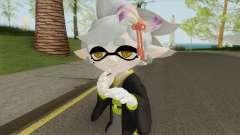 Marie Kimono (Splatoon) для GTA San Andreas