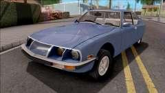 Citroen SM 1971 Blue для GTA San Andreas