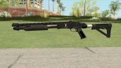 Shrewsbury Pump Shotgun GTA V V1 для GTA San Andreas