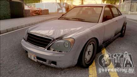 Schafter from GTA IV для GTA San Andreas