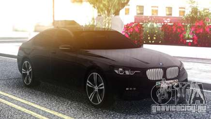 BMW 750i 2017 для GTA San Andreas