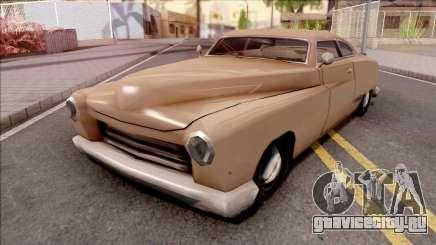 New Hermes для GTA San Andreas