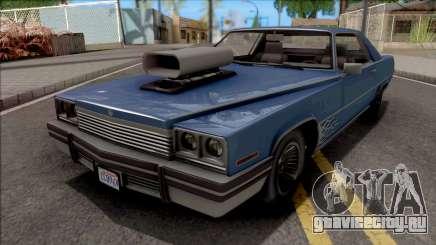 GTA V Albany Manana для GTA San Andreas