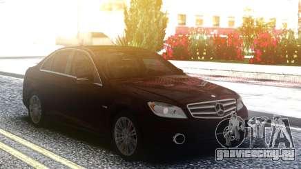 Mercedes-Benz C300 для GTA San Andreas