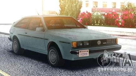 Volkswagen Scirocco MK3 restyle MK2 85 для GTA San Andreas