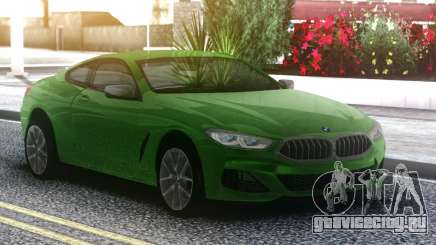 BMW M850i Green для GTA San Andreas