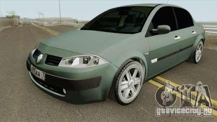 Renault Megane Sedan 2002 для GTA San Andreas
