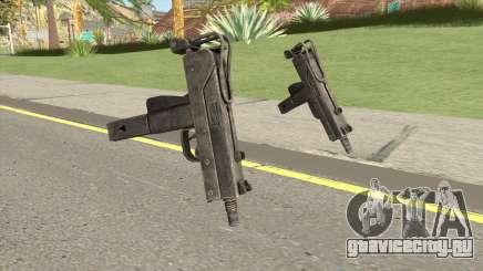 Boogaloo Mac-10 для GTA San Andreas