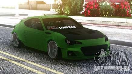 Toyota GT 86 для GTA San Andreas