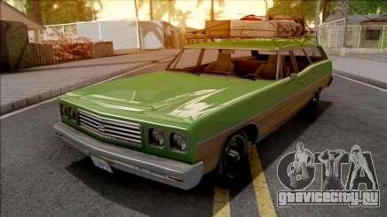 GTA V Dundreary Regina для GTA San Andreas