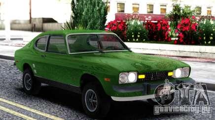 1973 Mercury Capri 2600 from Mad Driver для GTA San Andreas