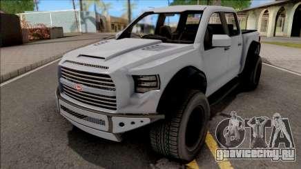 GTA V Vapid Caracara 4x4 DLC Casino для GTA San Andreas