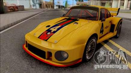 Porsche 935 Transformers G1 Jazz для GTA San Andreas