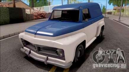GTA V Vapid Slamvan для GTA San Andreas