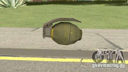 Boogaloo Frag Grenade для GTA San Andreas