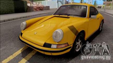 Porsche 911E 1969 для GTA San Andreas