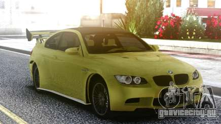 BMW M3 G-Power GT2 S Hurricane 2017 для GTA San Andreas