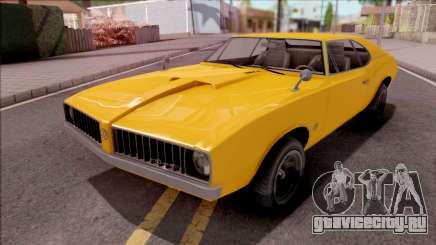 GTA V Declasse Stallion для GTA San Andreas