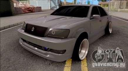 Toyota Crown Grey для GTA San Andreas