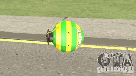 Korosensei Grenade (Green) для GTA San Andreas