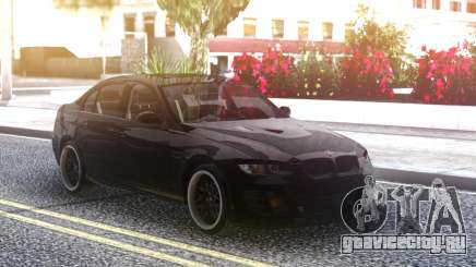 BMW M3 E90 Hamann Black для GTA San Andreas