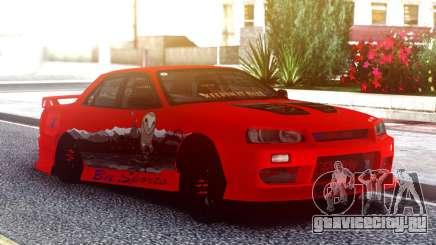 Nissan Skyline R34 4 Doors Sedan для GTA San Andreas