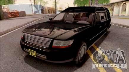 GTA V Chariot Romero для GTA San Andreas
