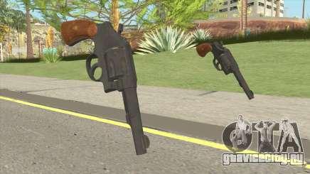 Insurgency SW Model 10 Revolver для GTA San Andreas