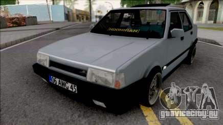 Tofas Sahin S Grey для GTA San Andreas