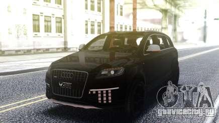 Audi Q7 Edition Black для GTA San Andreas