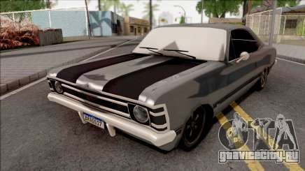 Chevrolet Opala Coupe SS 1972 для GTA San Andreas