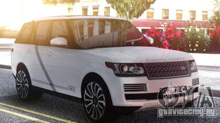 Range Rover Autobiography для GTA San Andreas