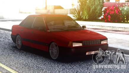 Audi 80 Red для GTA San Andreas