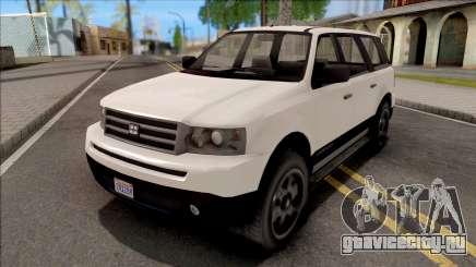 GTA V Dundreary Landstalker для GTA San Andreas