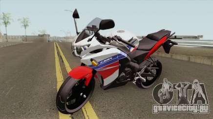 Honda CBR 125R HRC для GTA San Andreas