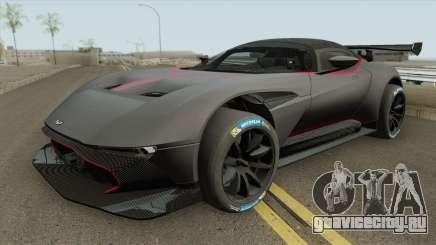 Aston Martin Vulcan HQ 2016 для GTA San Andreas